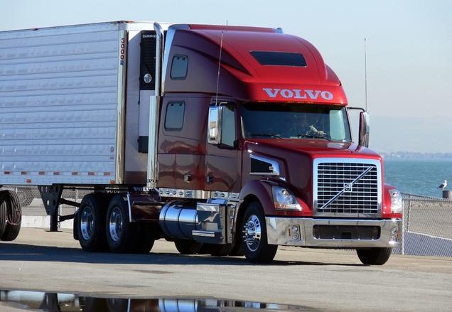 Новые запчасти для грузовиков Volvo
